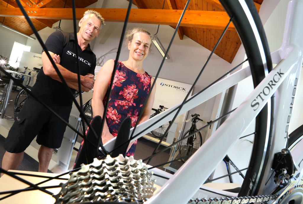 Bespoke Investment to Help High-End Bike Brand Make Tracks