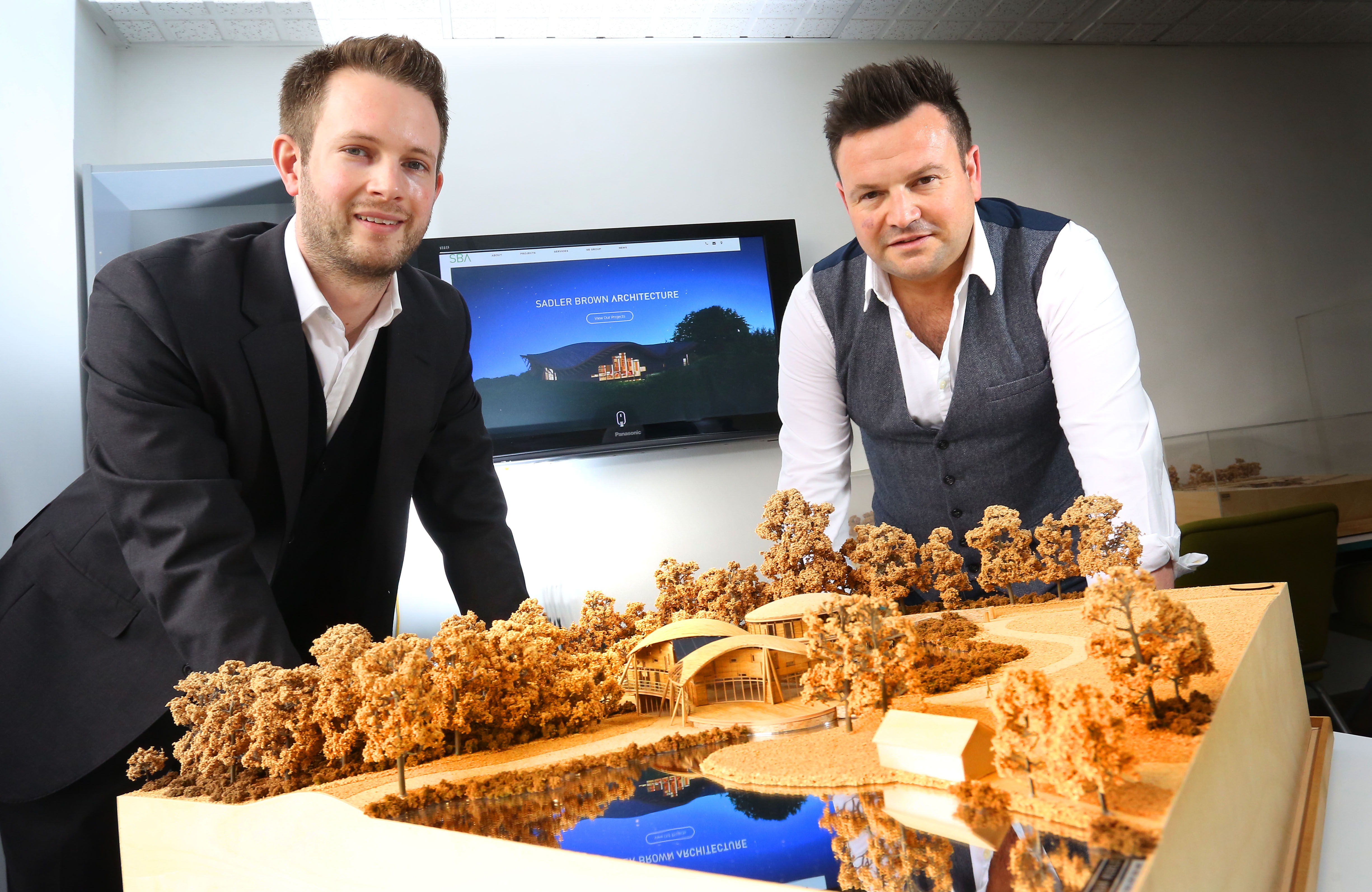 Sadler Brown secures investment from North East Growth Fund
