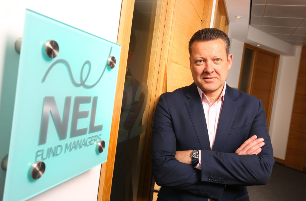 CAREER INVESTMENT FOR MARK WITH MOVE TO NEL FUND MANAGERS