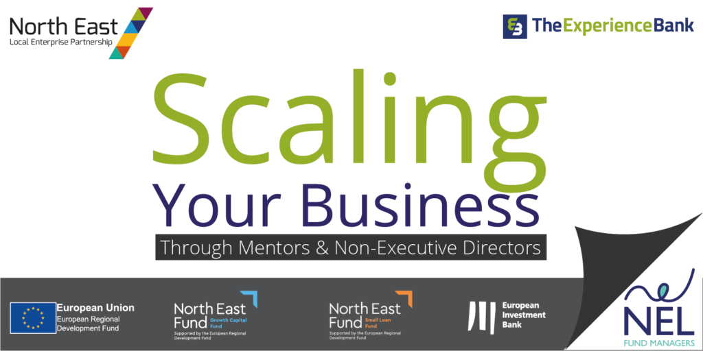 NEL seminar with Experience Bank and North East LEP Growth Through Mentoring Programme