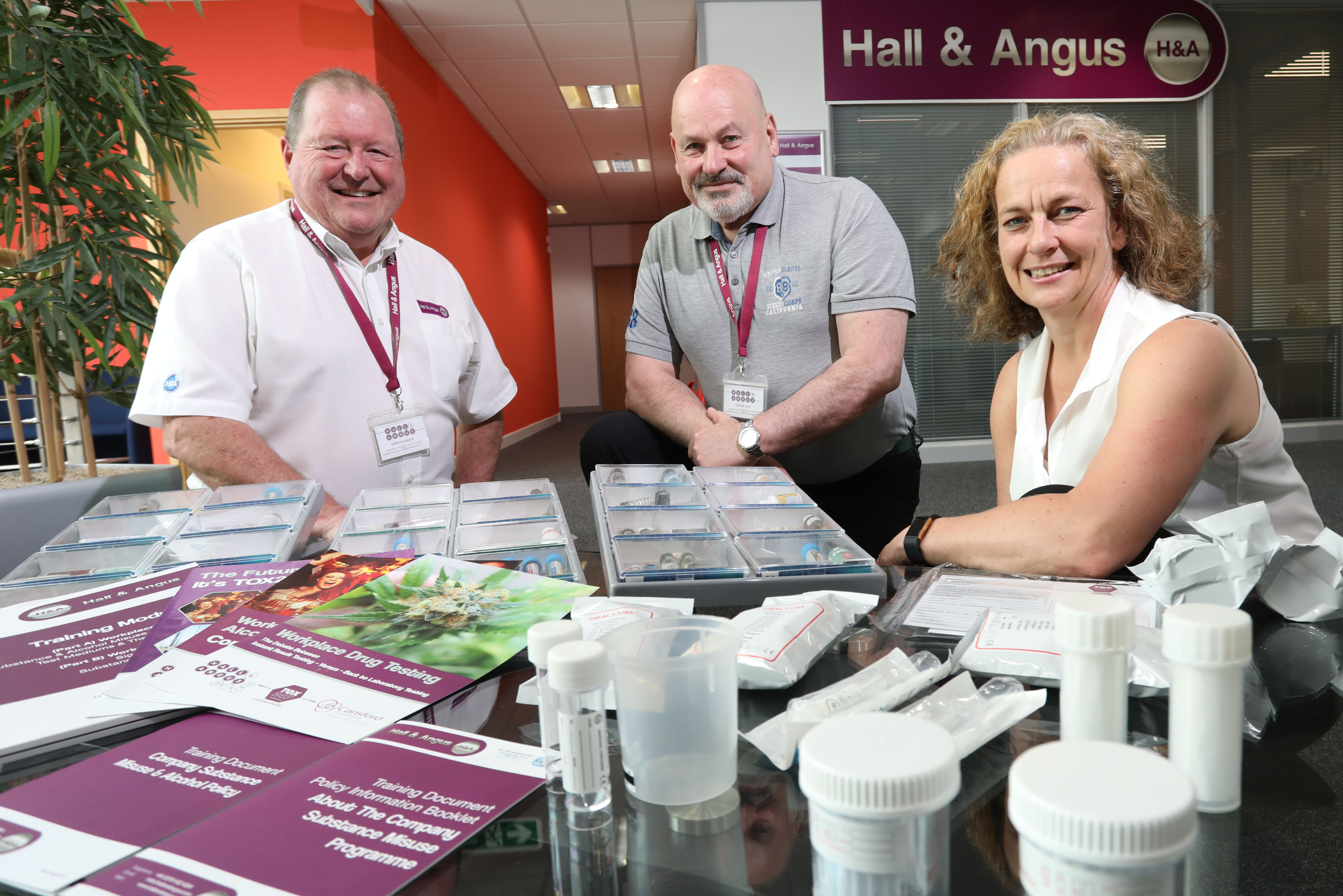Sunderland based Hall & Angus secures North East Small Loan Fund business to bring innovative new product to market
