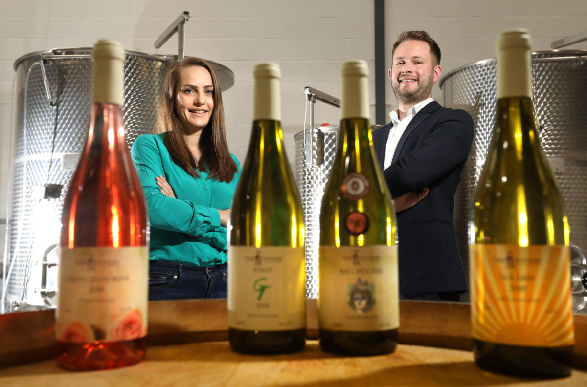 Gateshead based Laneburg Wines secures £35,000 investment funding from the North East Small Loan Fund, managed by NEL Fund Managers