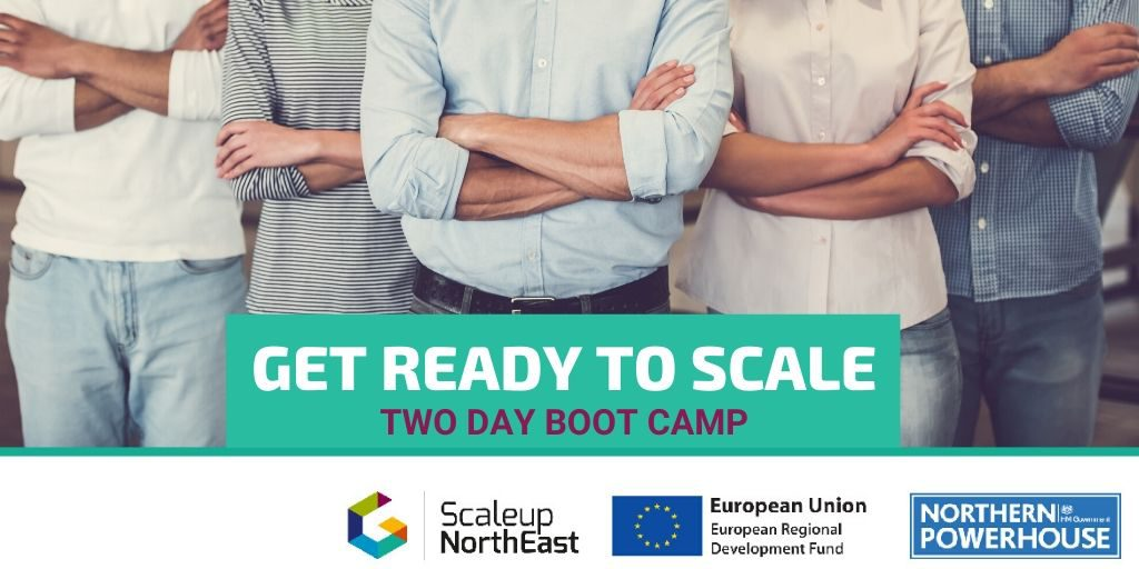 Scale Up North East Get Ready to Scale Event