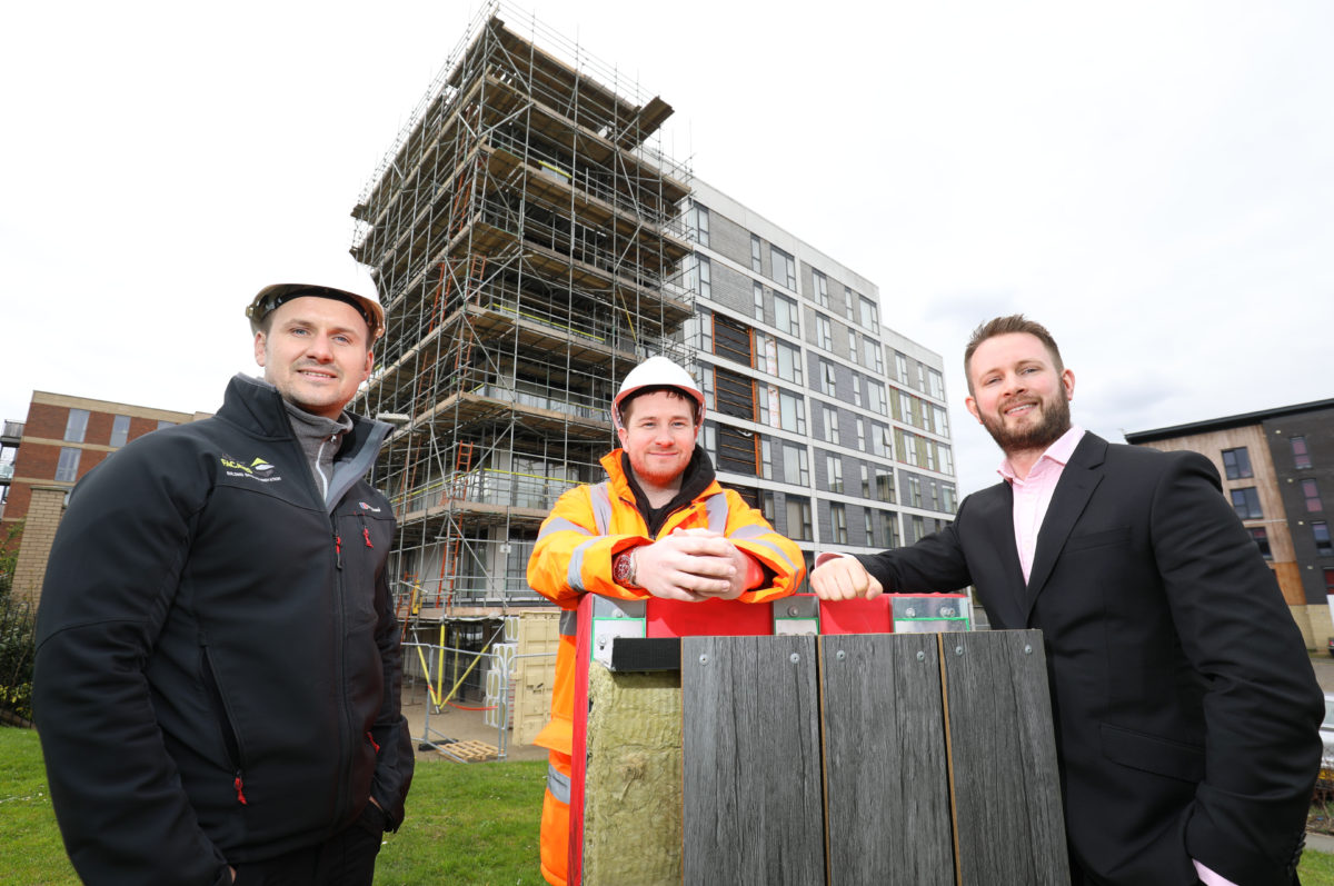 Durham based Aspect Facades receives investment from the north east growth capital fund following impressive year of growth