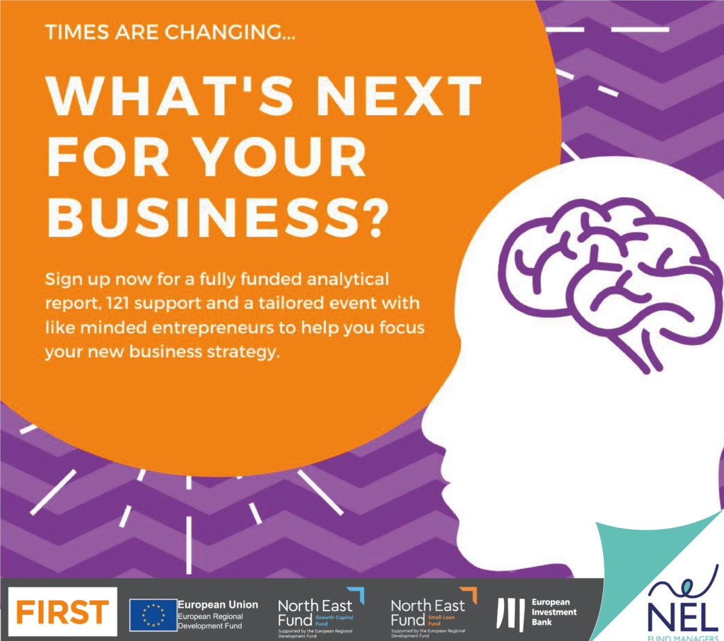 Online business support workshop to assist North East businesses in thriving post covid-19