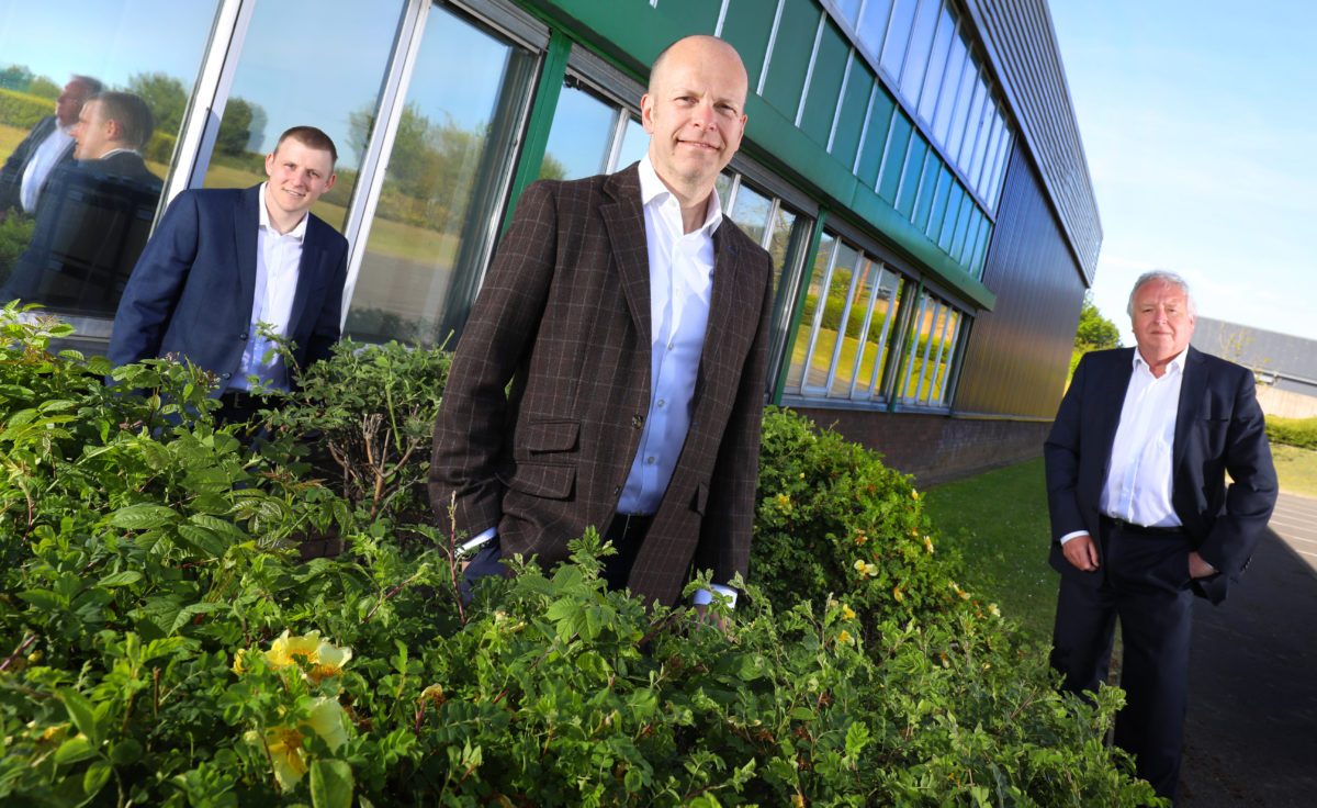 County Durham ased Accedo Group receives north east growth fund investment