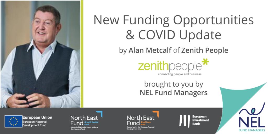 New Funding Opportunities & COVID Update Webinar