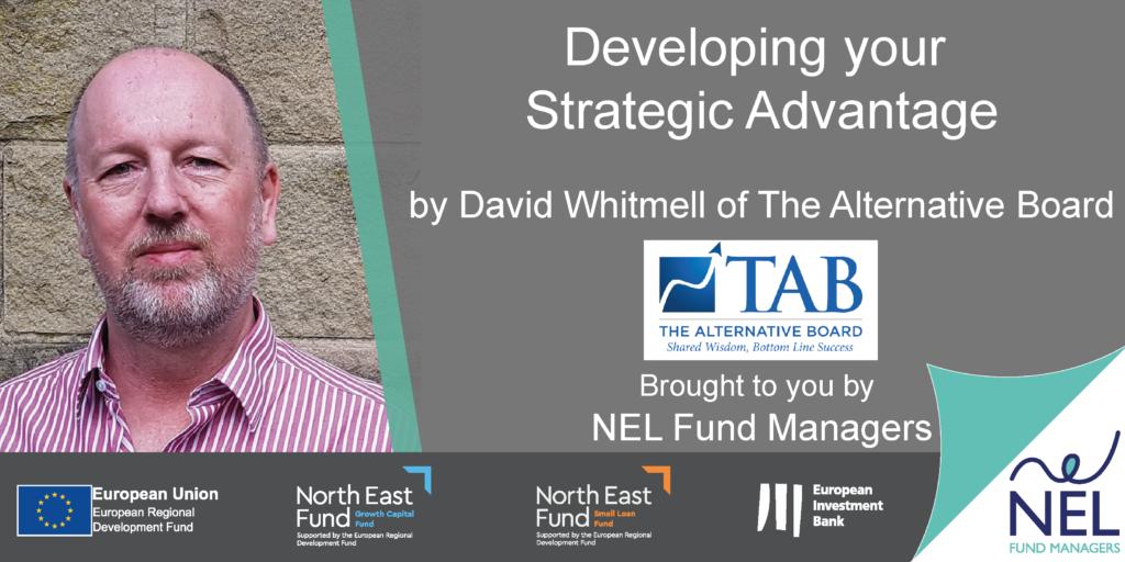 Developing your Strategic Advantage Webinar