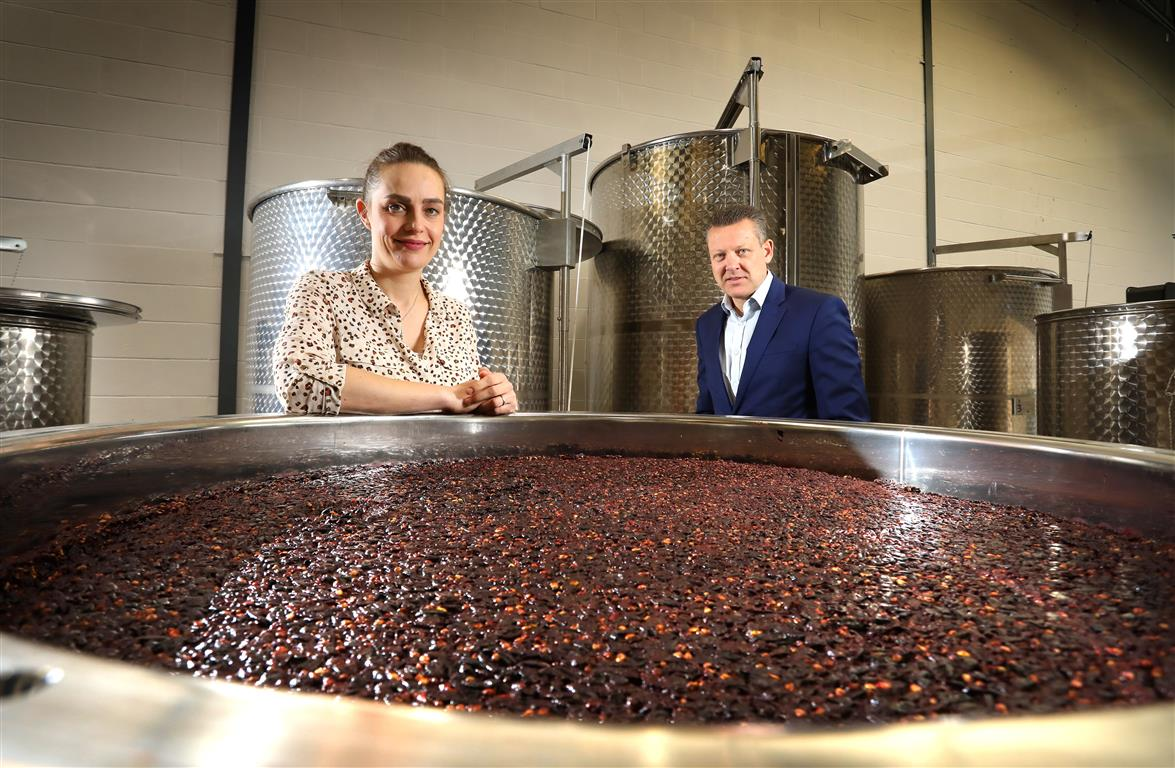 NEL supports further growth of gateshead based Laneberg Wine with second investment from the North East Small Loan Fund