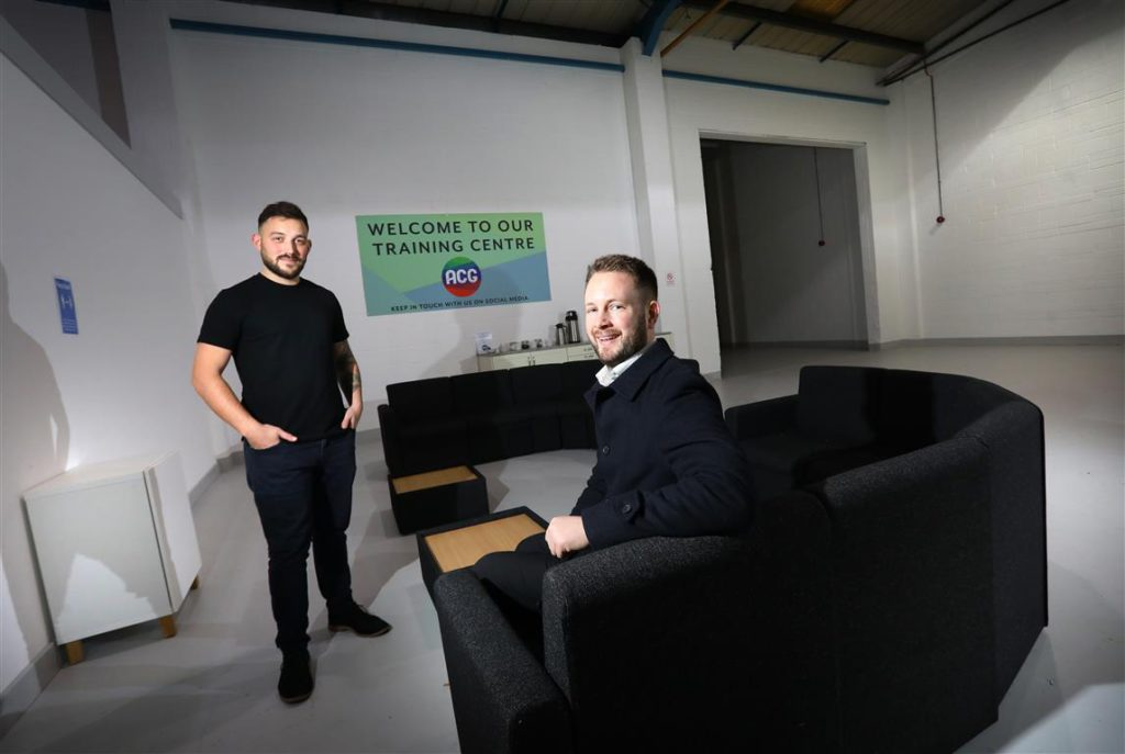 North Tyneside based ACG Compliance secures North East Small Loan Fund investment to expand premises