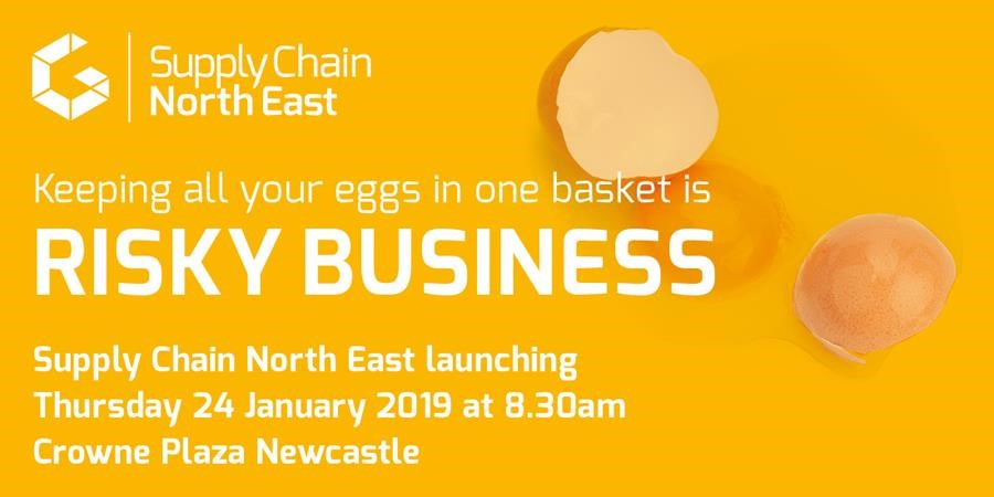 Supply Chain North East Launch at Crowne Plaza Newcastle