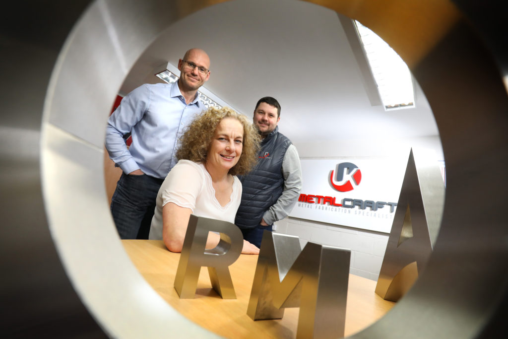 Gateshead based UK Metalcraft Limited secure investment from North East Growth Capital Fund