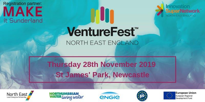 Venturefest North East 2019
