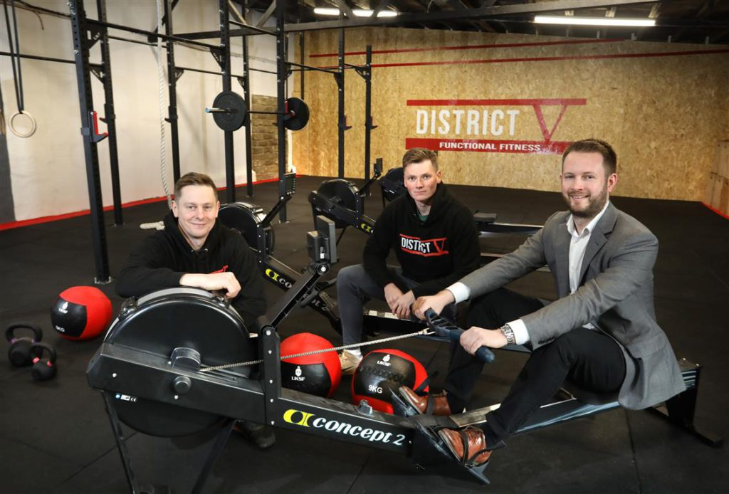 Morpeth based gym business secures loan funding from north east small loan fund