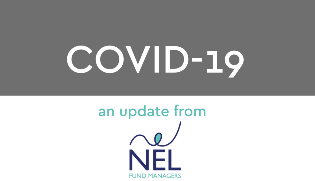 COVID-19 : An update from NEL Fund Managers