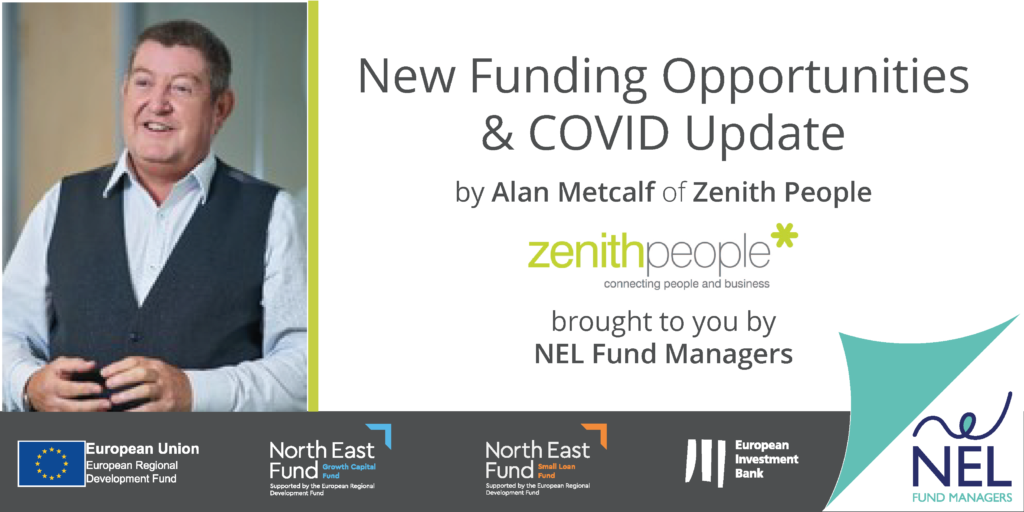 New Funding Opportunities & COVID Update Webinar